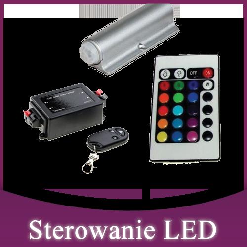 Sterowanie LED